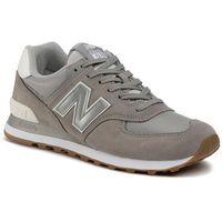 Sneakersy - ml574spu szary marki New balance