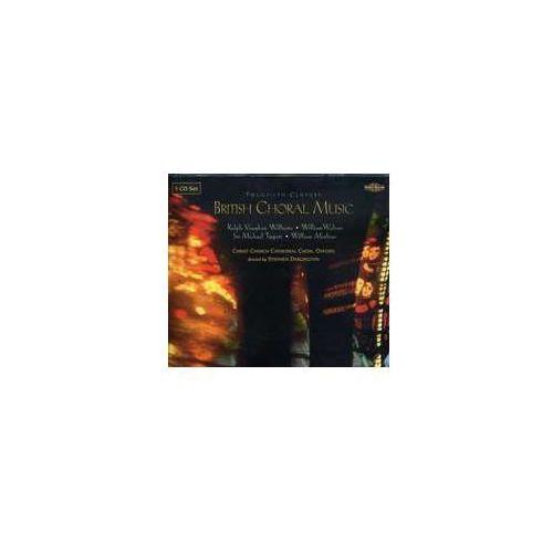 Nimbus Twentieth century british choral music (0710357569128)
