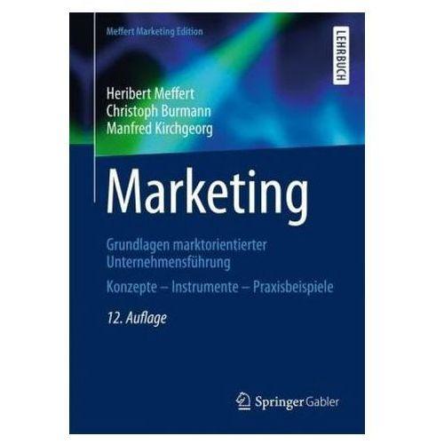 Marketing (9783658023430)