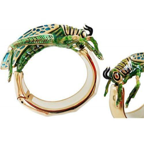 Pasotti Mosiężna bransoletka br k16 - grasshopper bracelet