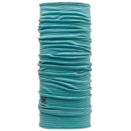 Chusta Buff Merino Wool - Dyed Stripe Arola