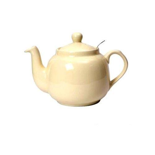 Dzbanek do herbaty z filtrem 1,8 l London Pottery kość słoniowa