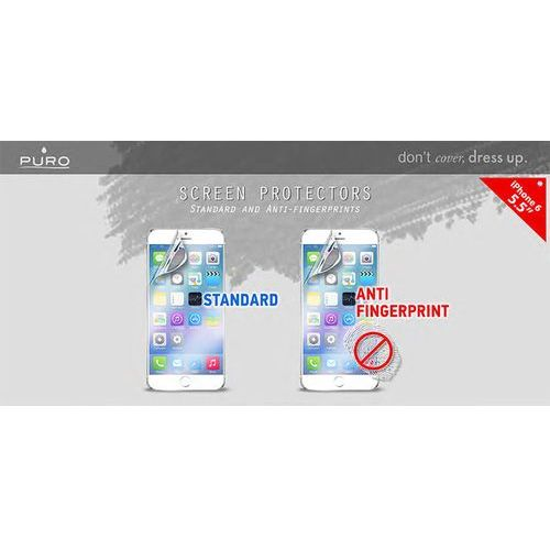 PURO Dwie folie na ekran - iPhone 6 5.5 Odbiór osobisty w ponad 40 miastach lub kurier 24h (8033830114052)