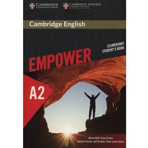 Cambridge English Empower Elementary Student's Book, oprawa miękka