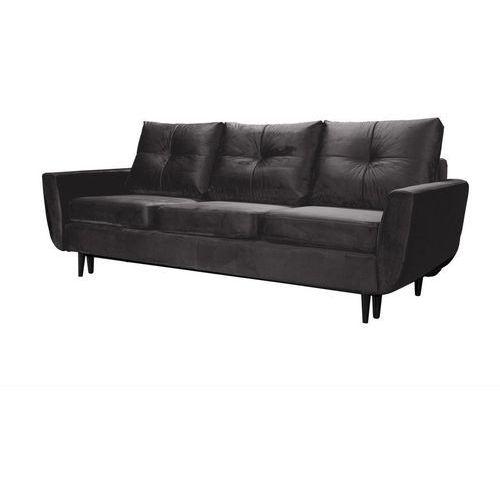 """Sofa """"PORTO"""" rozkładana - jasny brąz"""