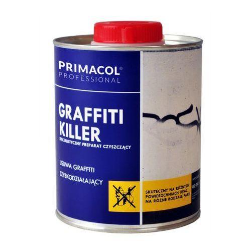 Usuwacz graffiti marki Primacol