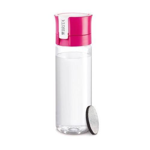 Dzbanek filtrujący butelka fill & go vital różowa szybka dostawa! darmowy odbiór w 20 miastach! marki Brita