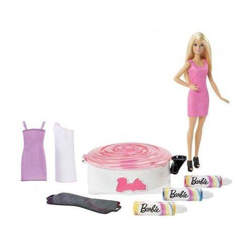 Mattel Barbie Zakręcone wzory zestaw i lalka DMC10 DMC10 - odbiór w 2000 punktach - Salony, Paczkomaty, Stacje Orlen (0887961273861)