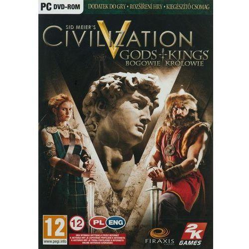 OKAZJA - Civilization 5 Bogowie i Królowie (PC)
