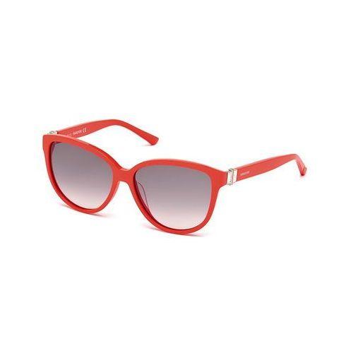 Swarovski Okulary słoneczne sk 0120 66b