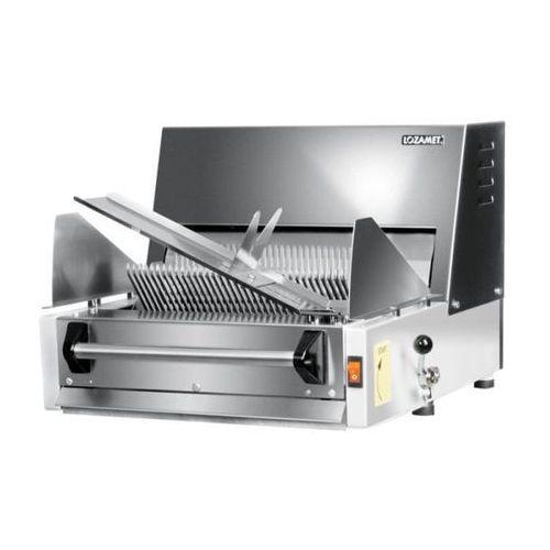 Krajalnica do pieczywa | 11mm | bochenek 380 x 165 x 90 mm | 3 n ~400v 50hz marki Xxlselect