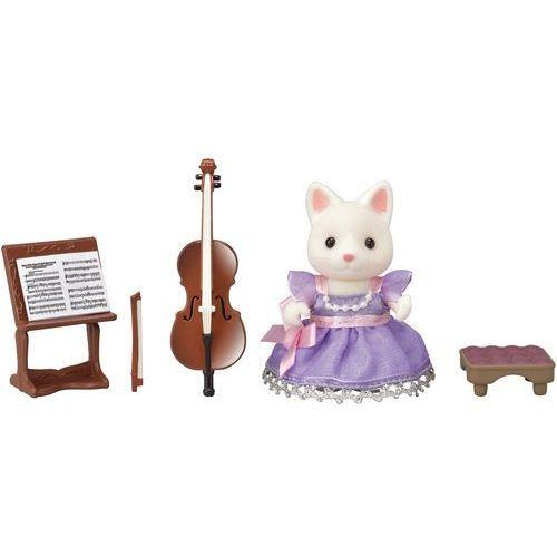 Sylvanian Families Town - Zestaw koncertowy - wiolonczela 6010 (5054131060100)