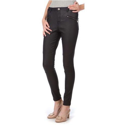 Brave Soul jeansy damskie Biker S czarny (2009367770029)