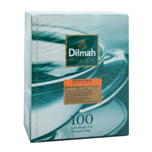Dilmah ceylon supreme 100 torebek (9312631828948)