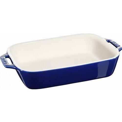 Staub naczynie do pieczenia ciemnoniebieskie 27cm