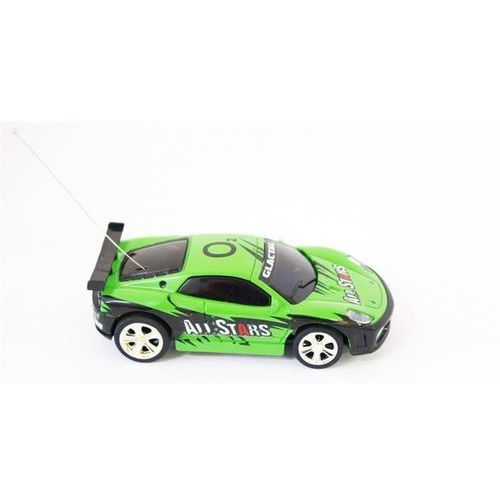 Mini car rc 1:58- zielony marki Wl