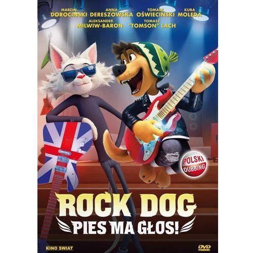Rock dog (Płyta DVD) (5906190325433)