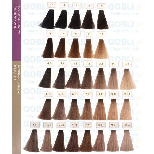 Montibello Oalia farba BEZ AMONIAKU z olejkiem arganowym 60ml 1 czarny, kolor czerń