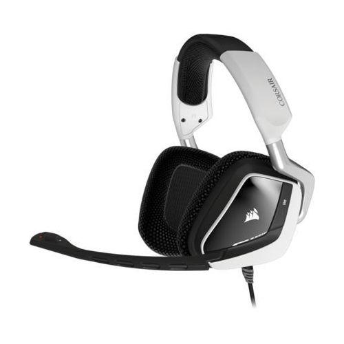 Corsair Corsair VOID RGB USB Dolby 7.1 Gaming Headset (białe)
