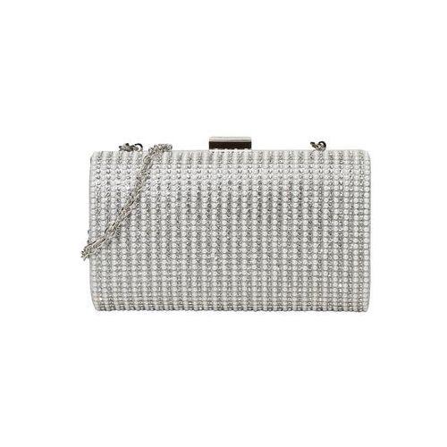 Mascara Kopertówka 'SPARKLE PEARL' srebrny / biały, CB889