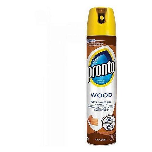 Spray do mebli pronto wood classic 250ml marki Sc johnson