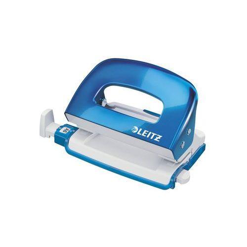 Dziurkacz mini Leitz Wow 5060-36 niebieski