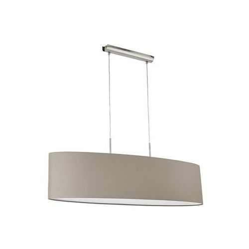 Eglo 31585 - lampa wisząca pasteri 2xe27/60w/230v (9002759315856)