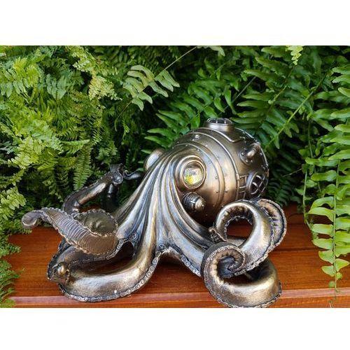 Veronese Szkatułka ośmiornica steampunk (wu76585a1)