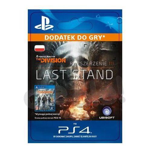 OKAZJA - Tom Clancys The Division - Ostatni Bastion DLC [kod aktywacyjny] (0000006200252)