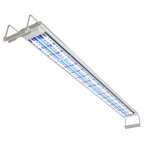 Vidaxl lampa led do akwarium, ip67, aluminiowa, 120-130 cm (8718475500735)