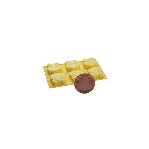 PAV-Foremka do lodów, ciasta+wykrawaczka,HIPOPOTAM z kategorii Formy do pieczenia