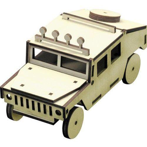 Drewniany samochód