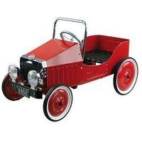 Jeździk dla dzieci - samochód na pedały. Czerwone Retro 1939, Gollnest & Kiesel KG