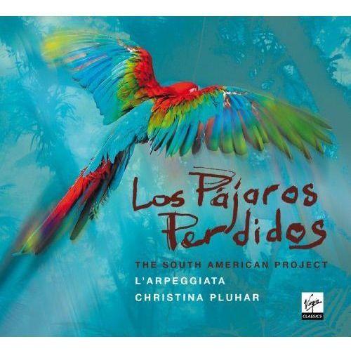 LOS PAJAROS PERDIDOS - Christina Pluhar (Płyta CD), 0709502
