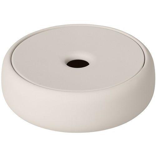 Pojemnik łazienkowy z silikonowym wieczkiem Blomus Sono moonbeam (B69058) (4008832690587)