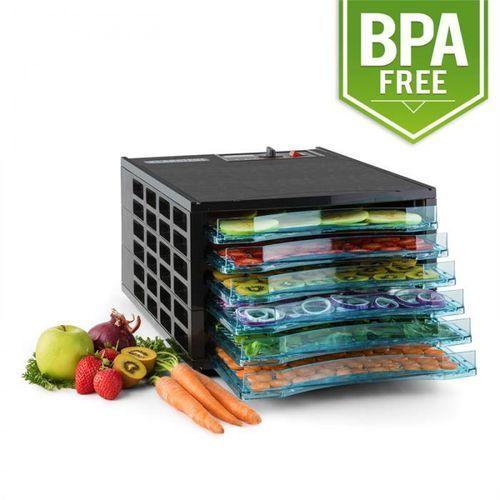 Klarstein Fruit jerky 6 basic automat do suszenia dehydrator suszarka 630w 6 poz