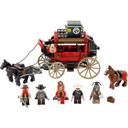 LONE RANGER UCIECZKA DYLIŻANSU 79108 marki Lego z kategorii: klocki dla dzieci