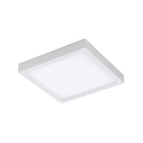 Plafon Eglo Fueva 1 96254 lampa sufitowa ścienna 1x22W LED IP44 biała, 96254