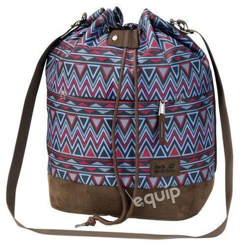 Torba na ramię Jack Wolfskin Sandia Bag - red navajo