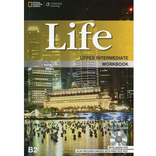 Life Upper Intermediate Workbook with Audio CD (2012)