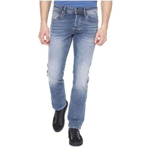 Jack & Jones Clark Original Dżinsy Niebieski 31/32, jeansy