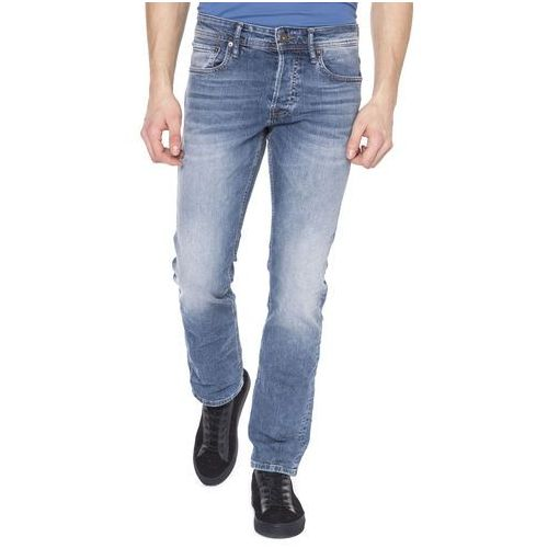 Jack & Jones Clark Original Jeans Niebieski 31/32, jeansy