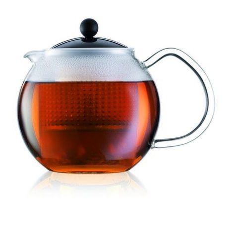 - assam zaparzacz do herbaty, czarny marki Bodum