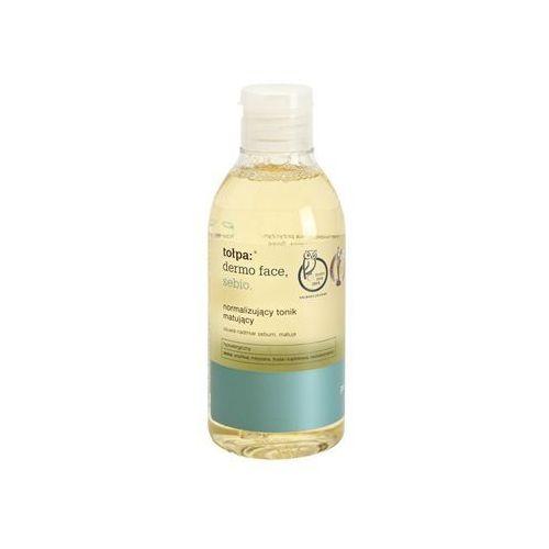 Tołpa Dermo Face Sebio tonik normalizucjący, redukujący produkcję sebum (Hypoallergenic) 200 ml