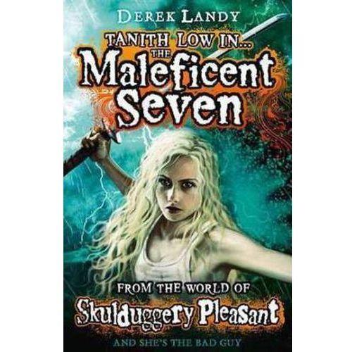 Maleficent Seven (From the World of Skulduggery Pleasant), Landy, Derek