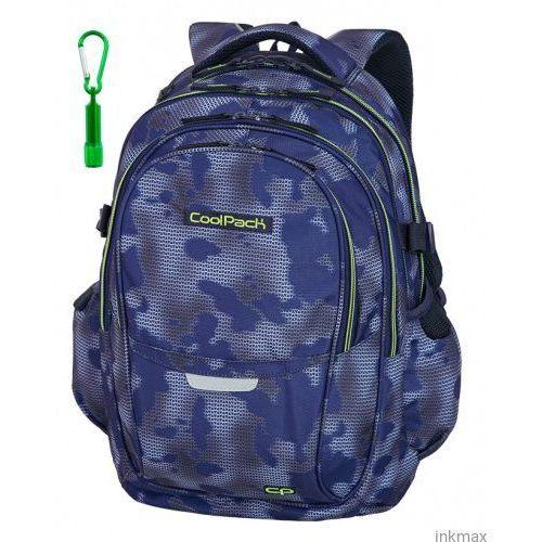 Coolpack Plecak młodzieżowy factor misty green