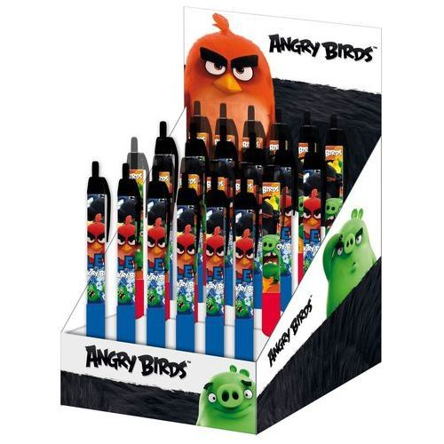 Derform Długopis aut. b angry birds 13 + zakładka do książki gratis (5901130046102)