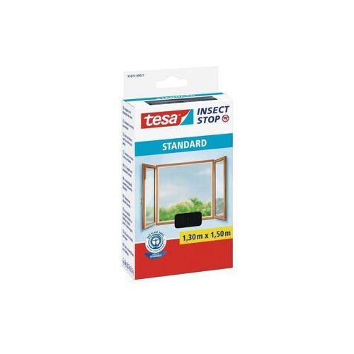 Tesa Osłona na muchy ® standard do okien tesa 55672-21-03, - (4042448169433)