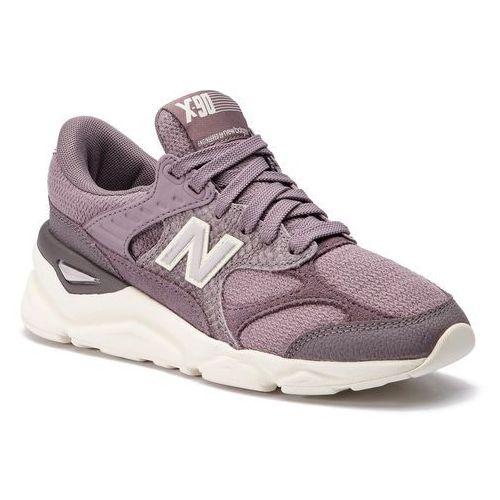 Sneakersy - wsx90rca fioletowy marki New balance