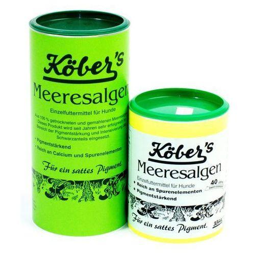 Koebers algi morskie - meeresalgen dla psa: waga - 100 g dostawa 24h gratis od 99zł